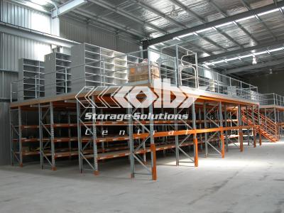 Raised Storage Floors